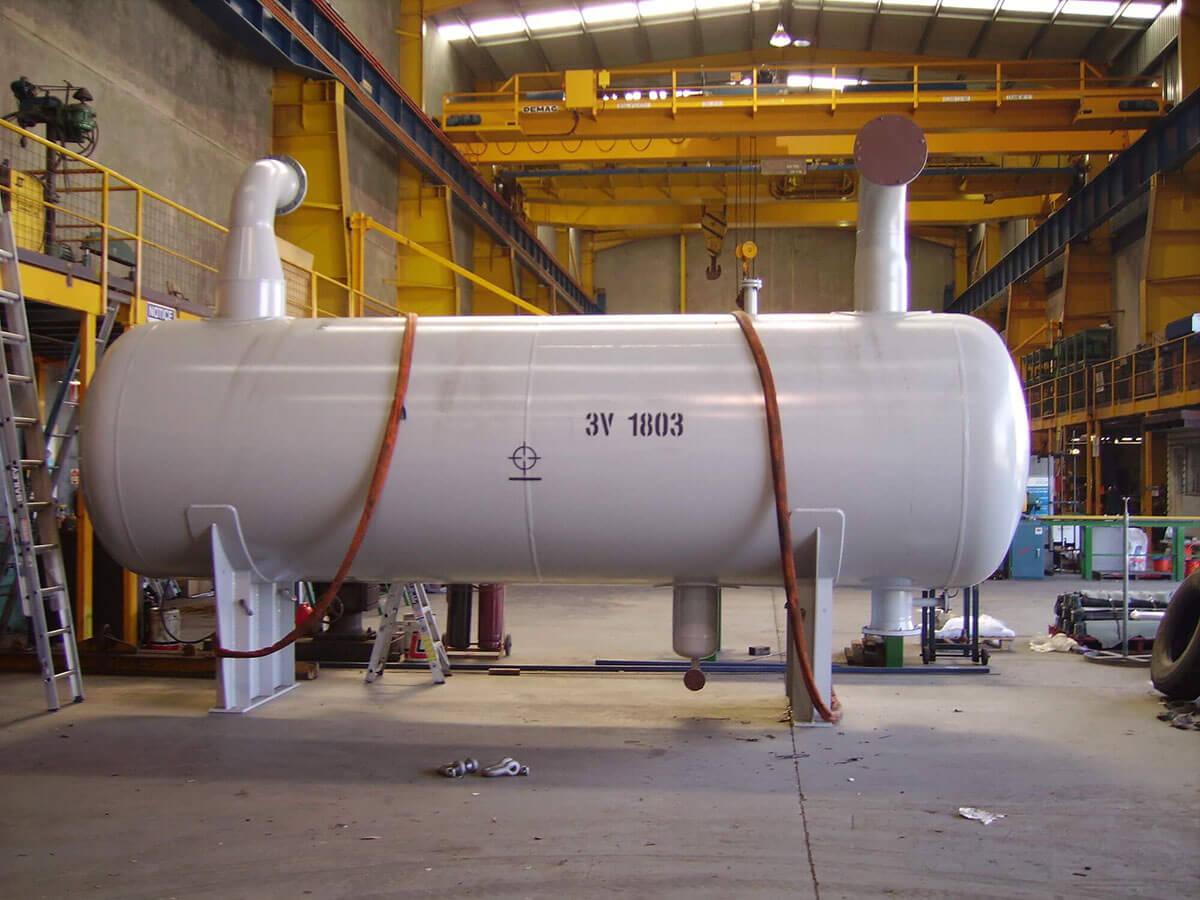 Pressure Equipment Procurement & Compliance