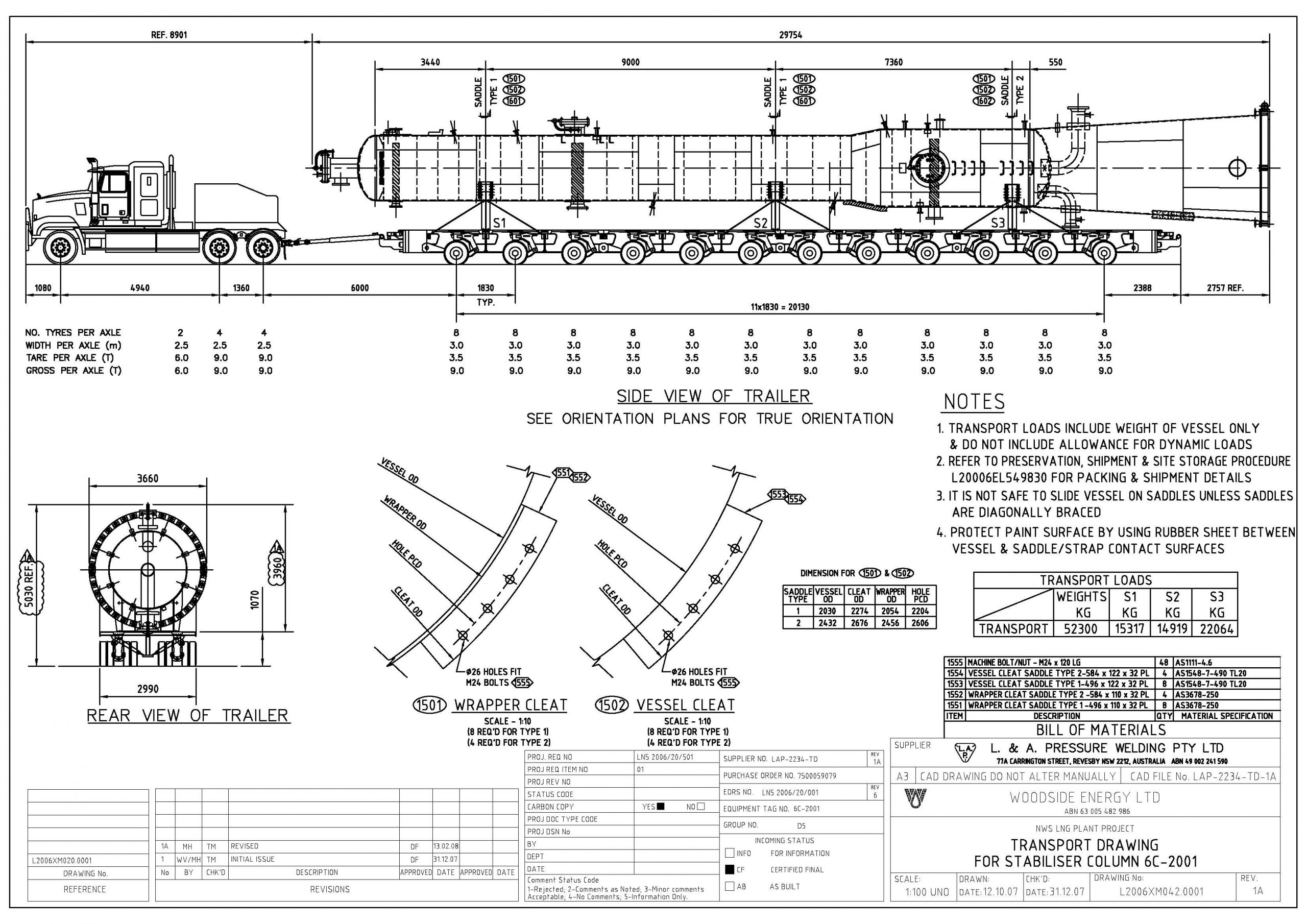 Engineering - CAD, Transport #2 (from PDF)