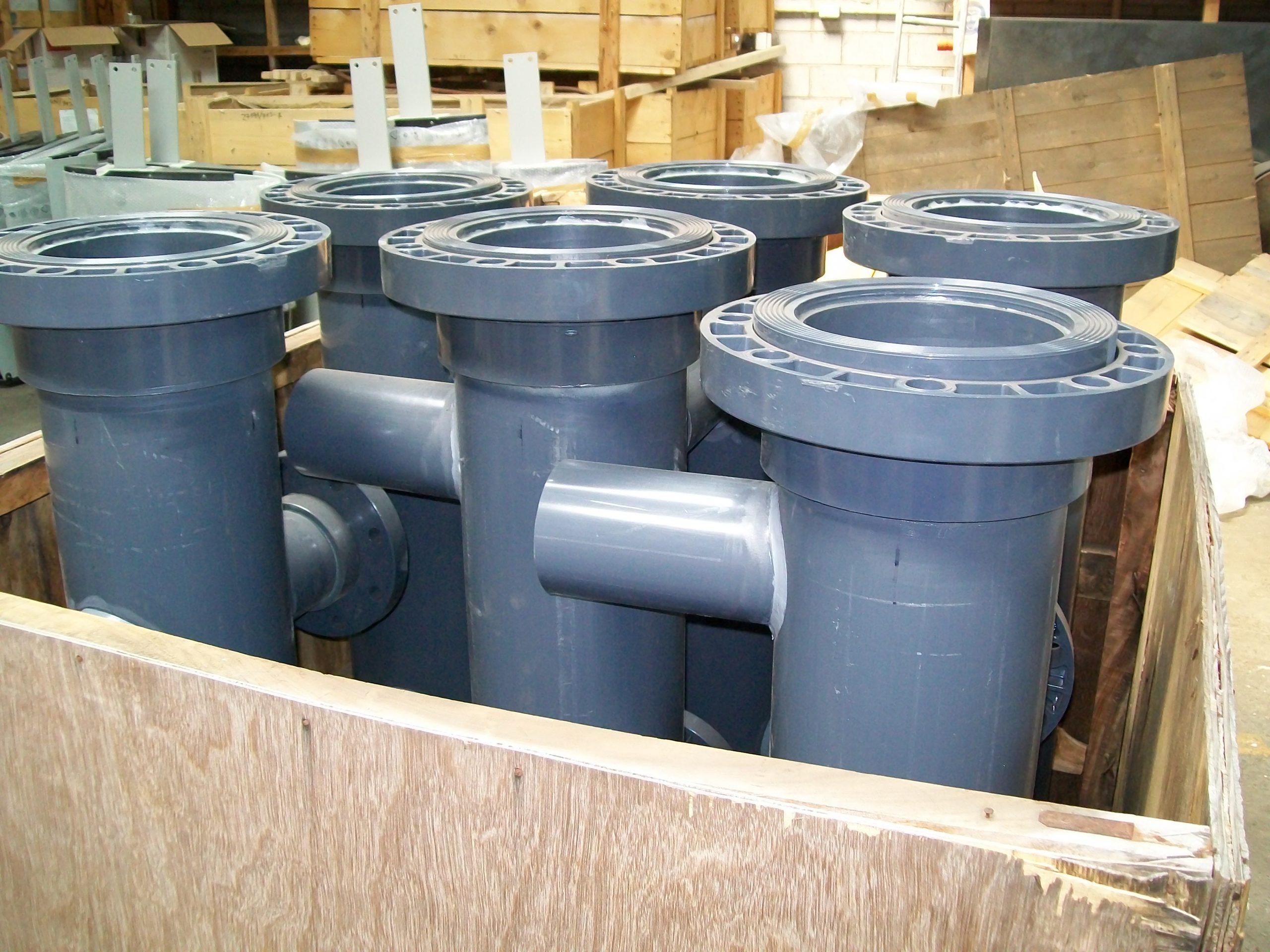 LA2494 - Pall Aust, Procurement - 200NB ABS Pipes (2009-11-26)