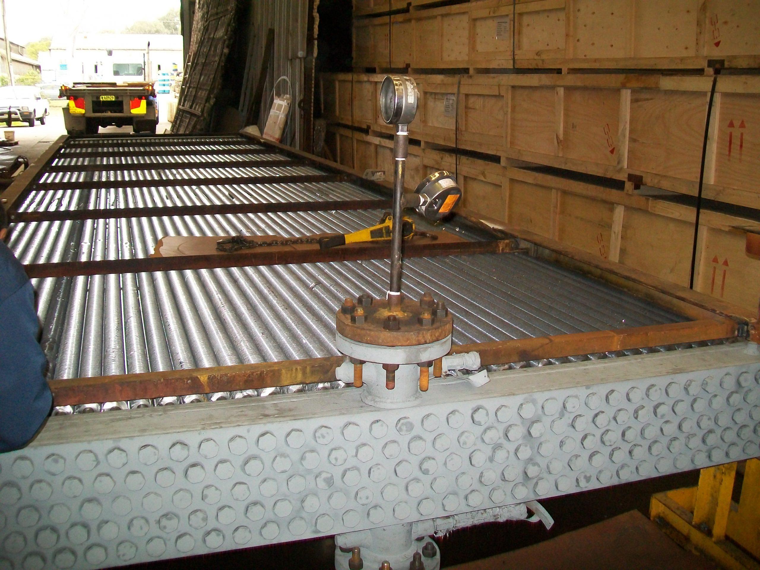 LA2776 - Caltex, Re-tube - 5, Under hydro (018, 2011-05-24)